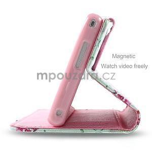 Peněženkové pouzdro na mobil Sony Xperia M2 - Eiffelova věž - 5