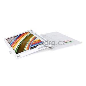 Ochranné pouzdro na Lenovo Yoga Tablet 2 10.1 - bílé - 5