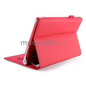 Ochranné pouzdro na Lenovo Yoga Tablet 2 10.1 - červené - 5