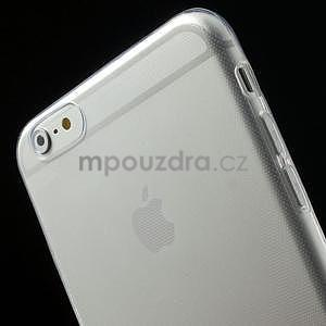 Ultratenký transparentní obal na iPhone 6 Plus a 6s Plus - 5