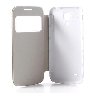 Flipové pouzdro na Samsung Galaxy S4 mini i9190- modrý motýl - 5