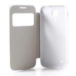 Flipové pouzdro na Samsung Galaxy S4 mini i9190- modrý motýl - 5/5