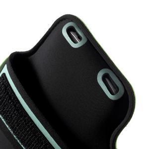 Fittsport pouzdro na ruku pro mobil do rozměrů 143.4 x 70,5 x 6,8 mm - zelené - 5