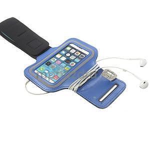 Jogy běžecké pouzdro na mobil do 125 x 60 mm - modré - 5