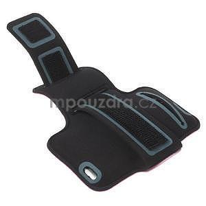 Gymfit sportovní pouzdro pro telefon do 125 x 60 mm - rose - 5