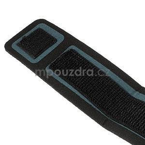 Soft pouzdro na mobil vhodné pro telefony do 160 x 85 mm - šedé - 5