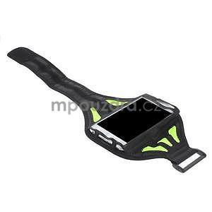 Fit pouzdro na mobil až do velikosti 160 x 85 mm - zelené - 5
