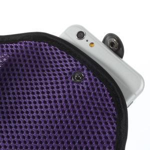 Fit pouzdro na mobil až do velikosti 160 x 85 mm - fialové - 5