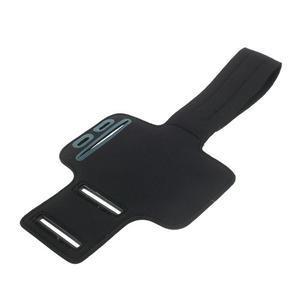 Fitsport pouzdro na ruku pro mobil do velikosti až 145 x 73 mm - šedé - 5