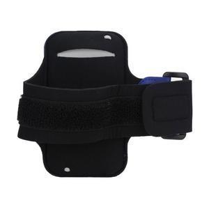 JogyFit sportovní pouzdro na telefon do velikosti 115 x 60 mm - černé - 5