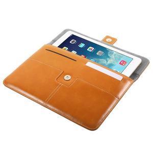 Business univerzální pouzdro na tablet do rozměru 226 x 149 mm - oranžové - 5