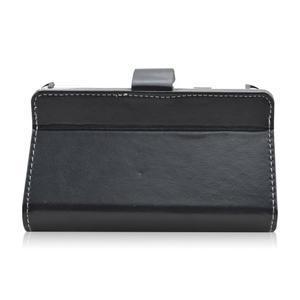 Univerzální peněženkové pouzdro do 159 x 79 mm - černé - 5