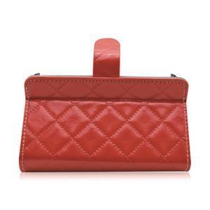 Luxury univerzální pouzdro na mobil do 148 x 76 x 21 mm - červené - 5