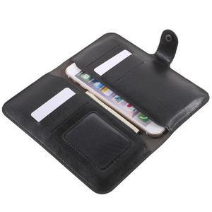 Univerzální pouzdro na mobil do 175 x 80 x 10 mm - černé - 5