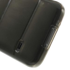 Gelové pouzdro na Samsung Galaxy S5 mini G-800- vesta šedá - 6