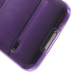 Gelové pouzdro na Samsung Galaxy S5 mini G-800- vesta fialová - 6
