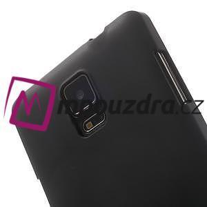 Gelové pouzdro na Samsung Galaxy Note 4- černé - 6