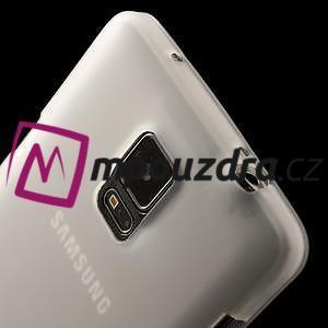 Gelové pouzdro na Samsung Galaxy Note 4- transparentní - 6