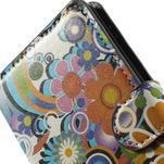Peněženkové pouzdro na Sony Xperia Z3 D6603 - barevné vzory - 6/6
