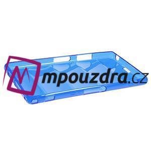 Gelové Body pouzdro na Sony Xperia Z1 C6903 - modré - 6