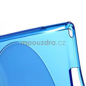Gelové S-line pouzdro pro Nokia Lumia 1020- modré - 6