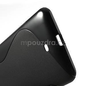 Gelové S-line pouzdro pro Nokia Lumia 1320- černé - 6