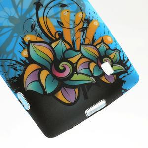 Gelové pouzdro na Nokia Lumia 520- motýl - 6
