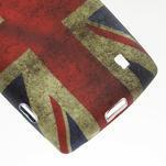 Gelové pouzdro na Nokia Lumia 520- vlajka - 6/6