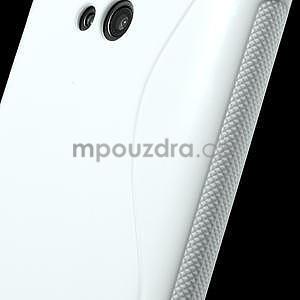 Gelové S-line pouzdro pro Nokia Lumia 625- bílé - 6
