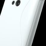 Gelové S-line pouzdro pro Nokia Lumia 625- bílé - 6/7
