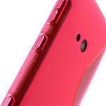 Gelové S-line pouzdro pro Nokia Lumia 625- růžové - 6/6