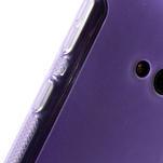 Gelové S-line pouzdro pro Nokia Lumia 625- fialové - 6/6
