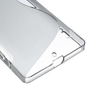 Gelové S-line pouzdro na Nokia Lumia 930- šedé - 6