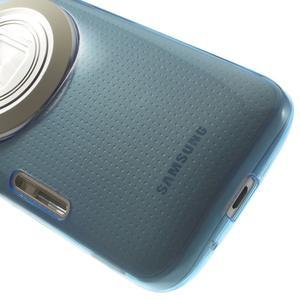 Gelové Ultraslim pouzdro na Samsung Galaxy K Zoom- modré - 6