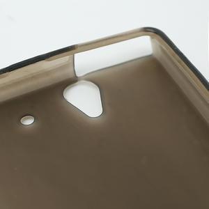 Gelové pouzdro na Sony Xperia Z L36i C6603- šedé - 6