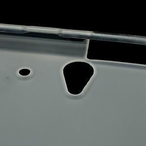 Gelové pouzdro na Sony Xperia Z L36i C6603- transparentní - 6