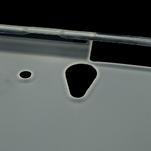 Gelové pouzdro na Sony Xperia Z L36i C6603- transparentní - 6/7