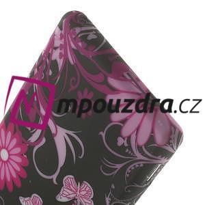 Gelové pouzdro na Sony Xperia M2 D2302 - motýlci - 6