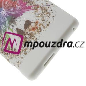 Gelové pouzdro na Sony Xperia M2 D2302 - motýl - 6