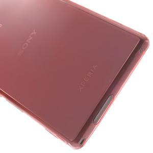 Gelové Ultraslim pouzdro na Sony Xperia M2 D2302- červené - 6