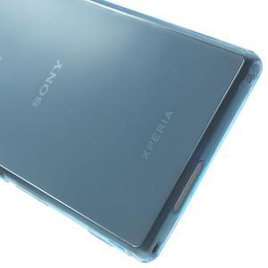 Gelové Ultraslim pouzdro na Sony Xperia M2 D2302- modré - 6