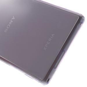 Gelové Ultraslim pouzdro na Sony Xperia M2 D2302- fialové - 6