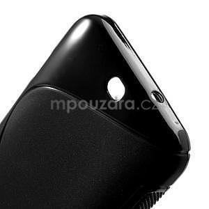 Gelové S-line pouzdro pro HTC Desire 200- černé - 6