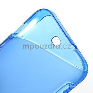 Gelové S-line pouzdro pro HTC Desire 200- modré - 6