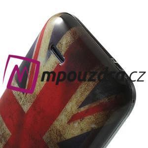 Gelové pouzdro na HTC Desire 310- UK vlajka - 6