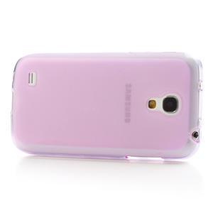 Gelové pouzdro na Samsung Galaxy S4 mini i9190- fialové - 6