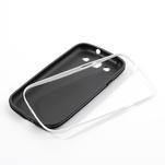 Gelové rámované pouzdro na Samsung Galaxy S3 i9300- černé - 6/6