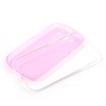 Gelové rámované pouzdro na Samsung Galaxy S3 i9300- růžové - 6/6