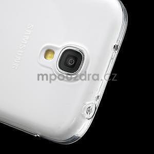 Gelové slim pouzdro na Samsung Galaxy S4 i9500- bílé - 6