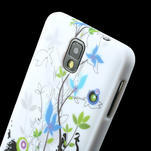 Gelové pouzdro na Samsung Galaxy Note 3- květiny - 6/6